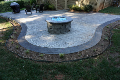 Fire Pit After