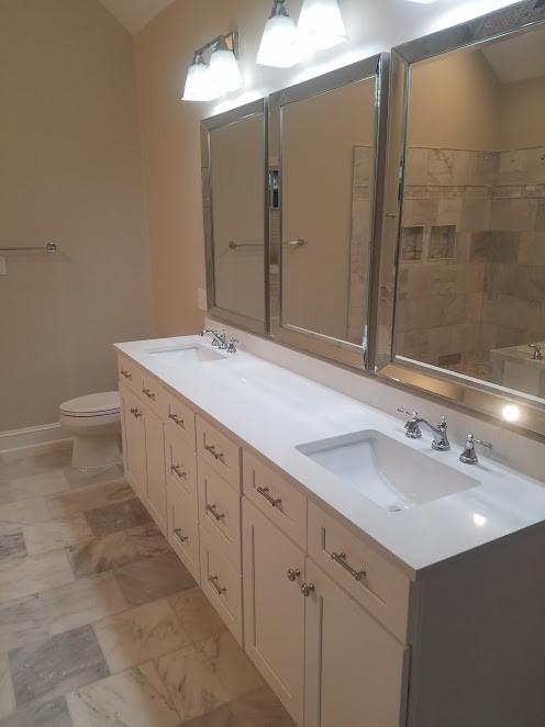 Master Bathroom Remodel C After