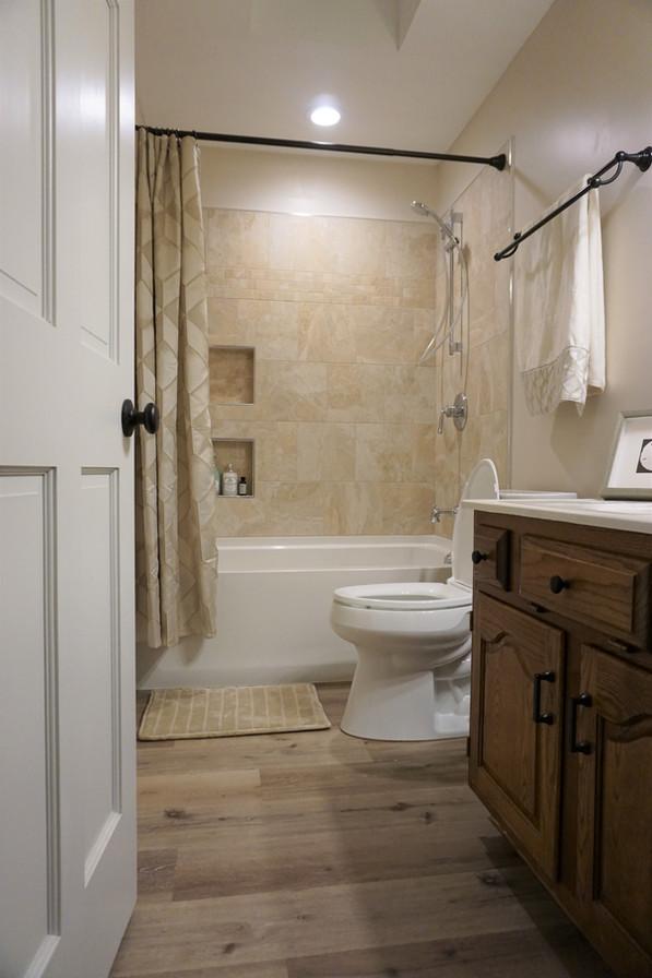 Guest Bath Remodel After