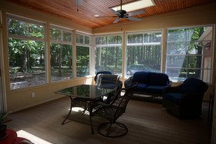 Three Season Porch with EZE-Breeze