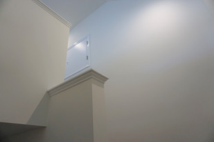 View from Stairs After Remodel