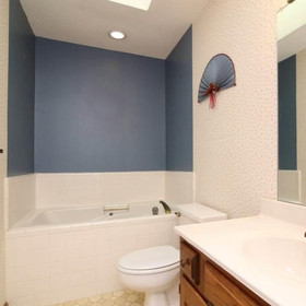Guest Bath Remodel Before