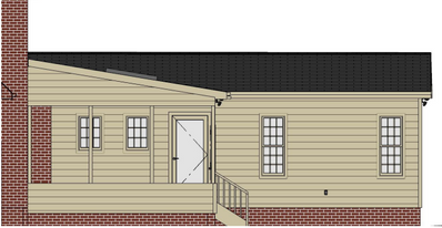 Plans of the 3 Season Porch and Addition