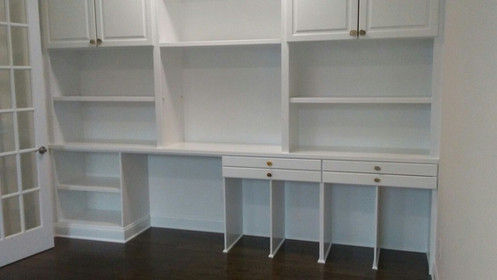 Office Built-in After
