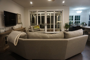 After - Interior - Night