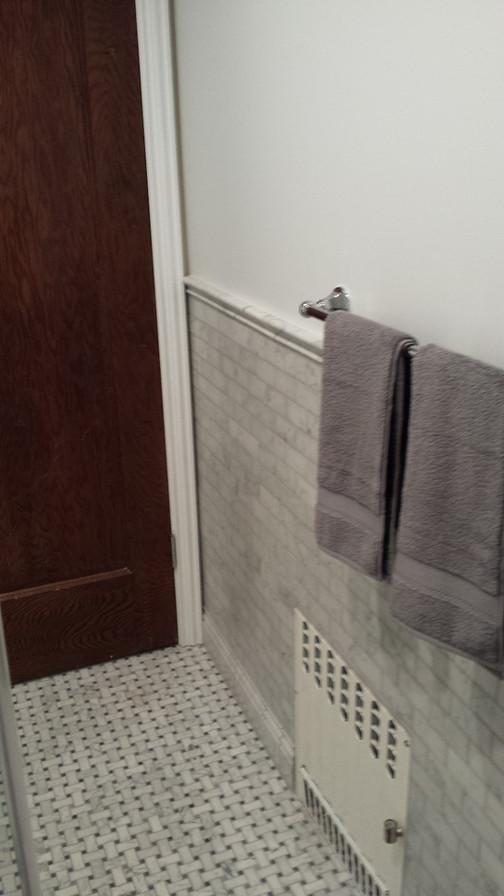 Bathroom Remodel D After