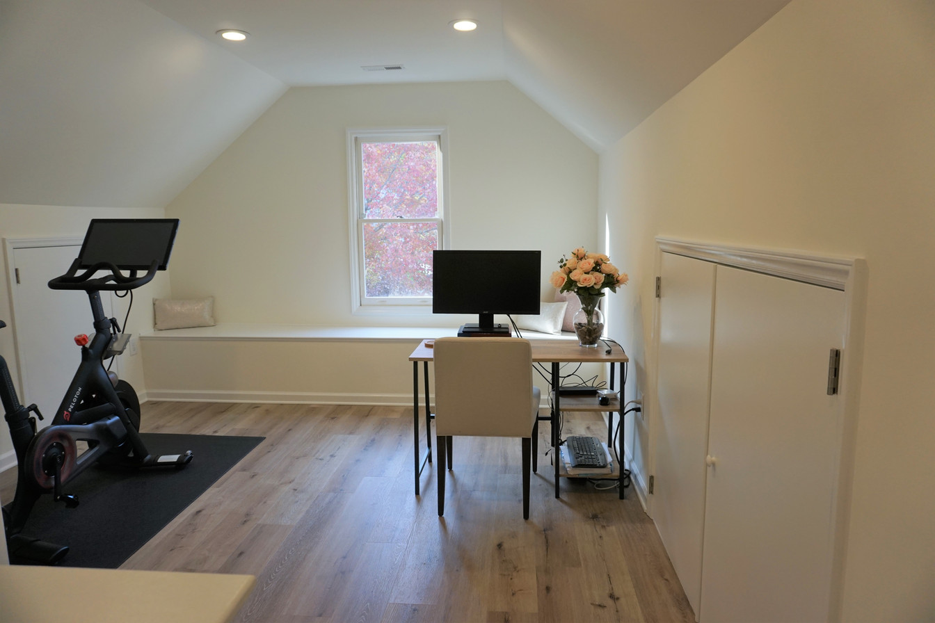 After - Completed Attic