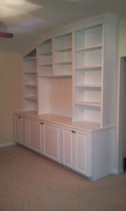 Nook Built-Ins After