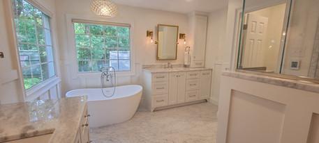Chapel Hill Master Bath Remodel