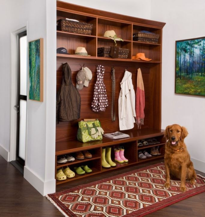 The Marvelous Mudroom