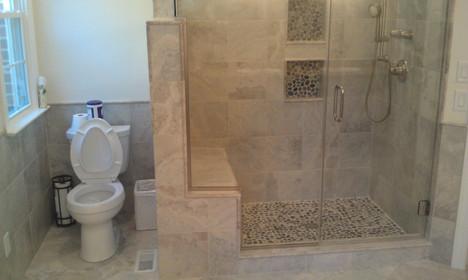 Master Bathroom Remodel B