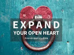 Opening and expanding your heart
