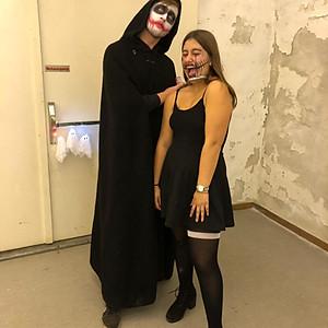 Halloweenanlass 2018