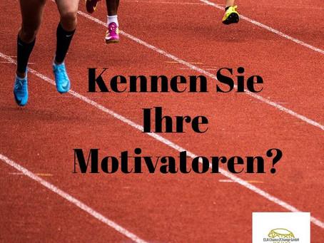 Was sind denn so Ihre Motivatoren?