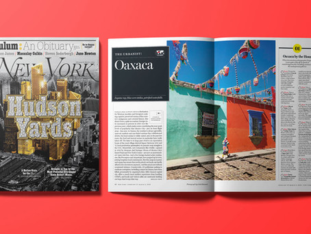 New York Mag / The urbanist: Oaxaca.
