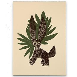 Conejo - Serie Alebrijes