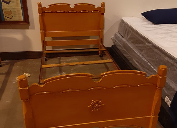 Portage- Twin Bed frame