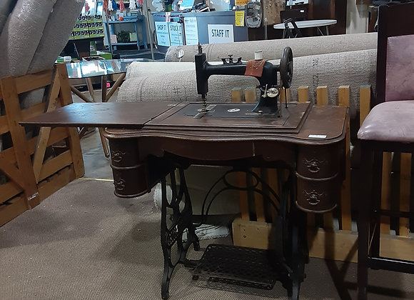 Portage- Antique Sewing Machine