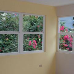Single-Hung Window
