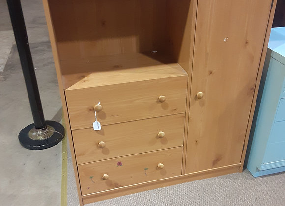 Portage- Oak Dresser