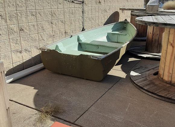 Portage-Fishing Boat
