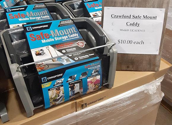 Portage & Baraboo- Crawford safe mount caddy
