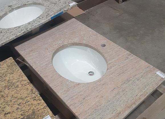 Portage- 37 x 22 Granite sink top
