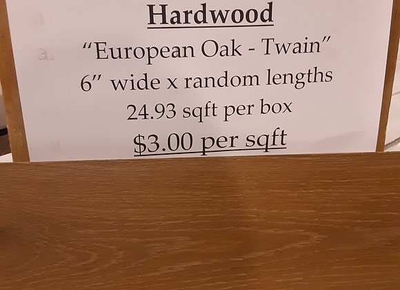 "Portage- Novella Collection ""European Oak"""