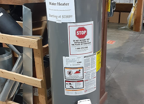 Portage-Rheem Water Heater