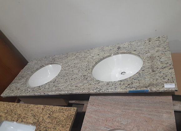 Portage- 61 x 22 Granite Doubles Sink