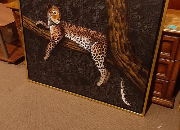 Portage- Animal canvas picture