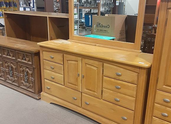 Portage-Dresser with mirror