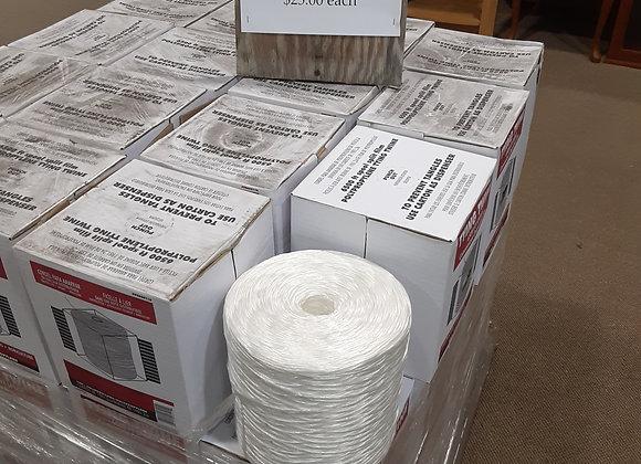 Portage &Baraboo- Polypro Tying Twine 6,500ft dispenser box