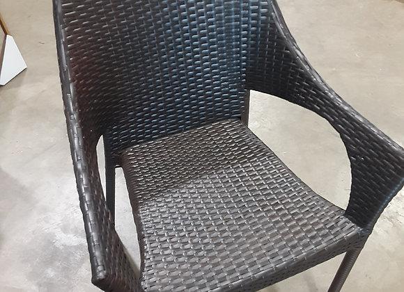 Portage- Wicker Chair