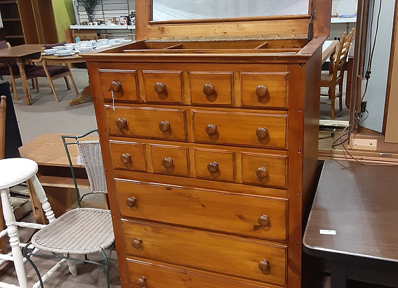 Portage- Antique Dresser with Jewerly box