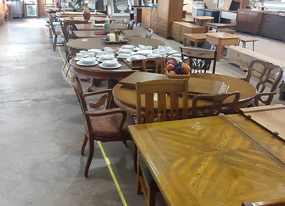 Portage- Table set