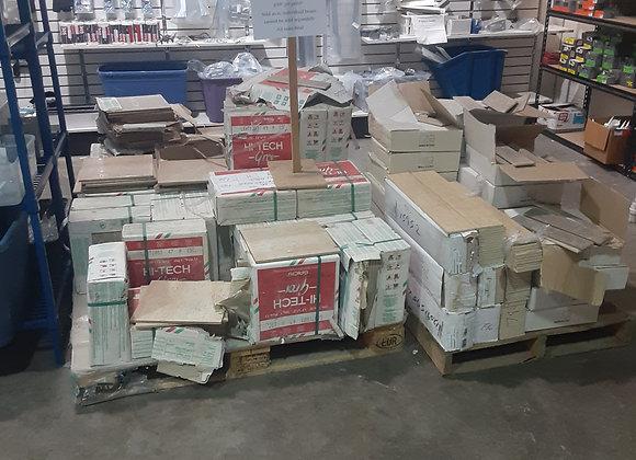 Portage-Tile in bulk