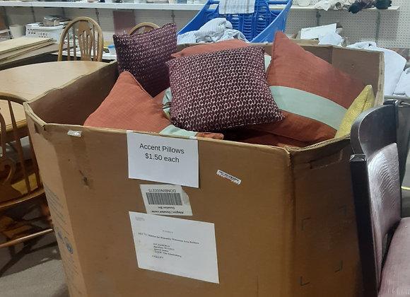 Portage- Pillows