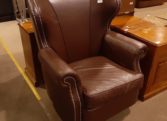 Portage- Leather Chair