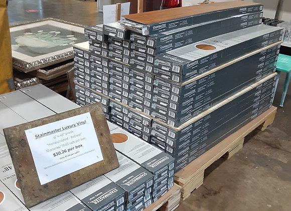 Baraboo & Portage- Stainmaster Vinyl Tile