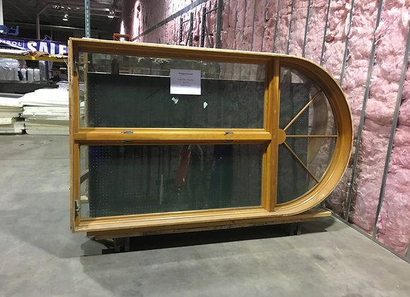 Portage - Arched Bay Windows