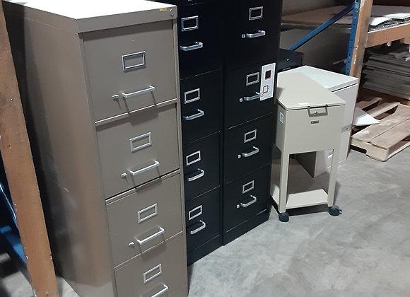 Portage-File cabinets