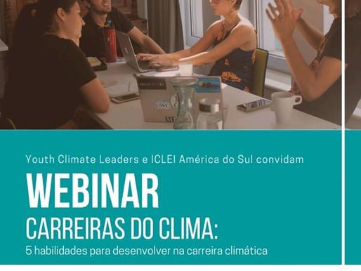 Webinar   Carreiras & Clima