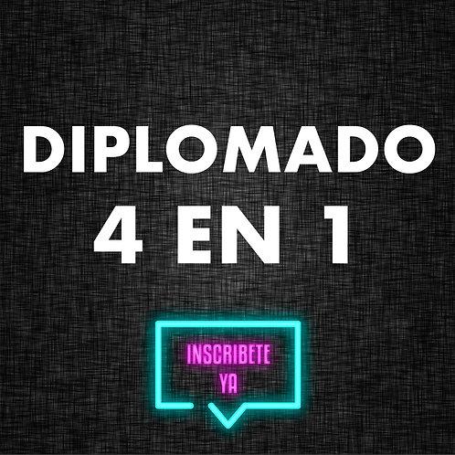 Diplomado 4 en 1