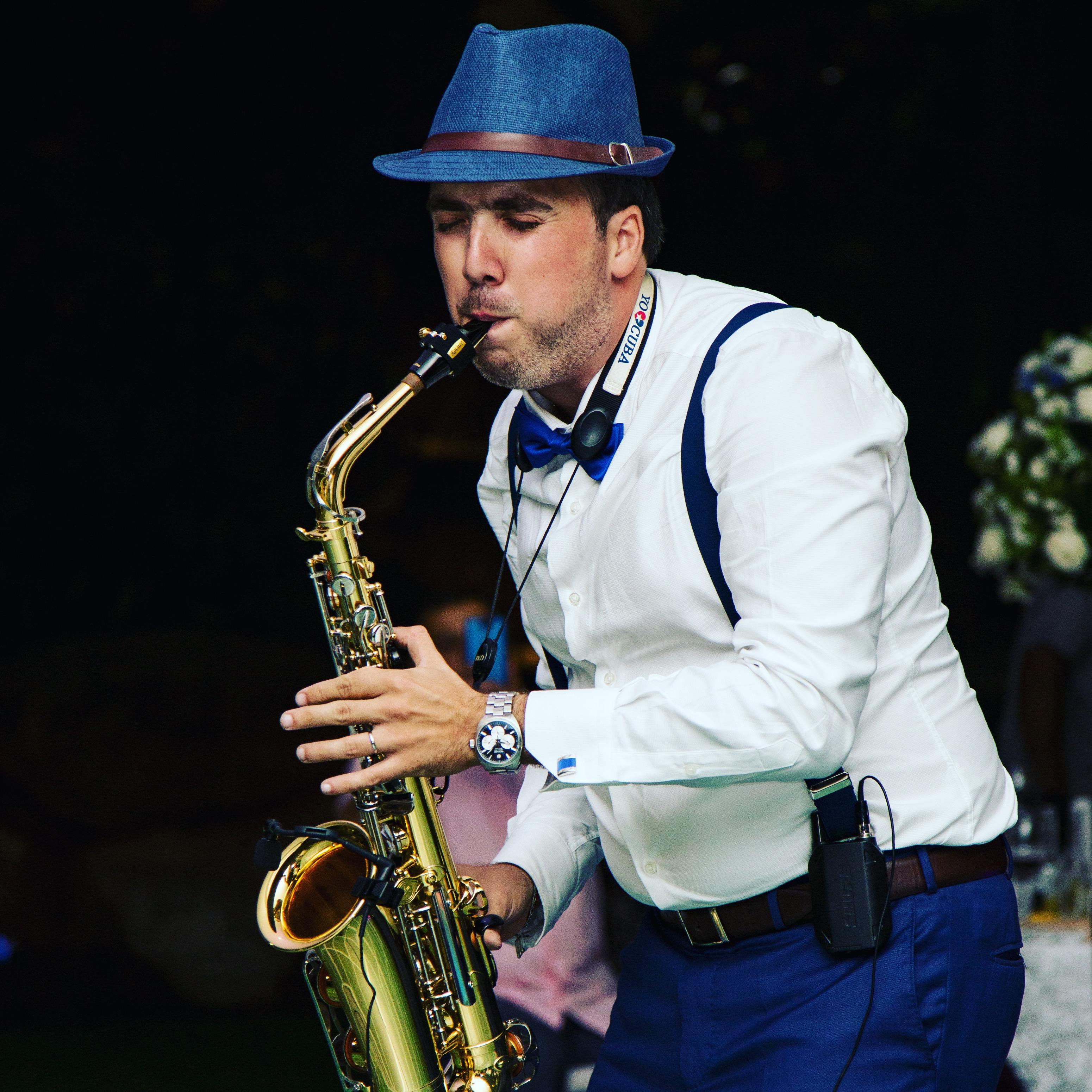 Saxofonista en mexico eventos fiestas