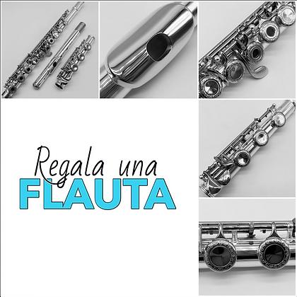Donacion para Regala una Flauta $ 1