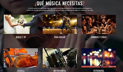 MusicPros servicios musicales
