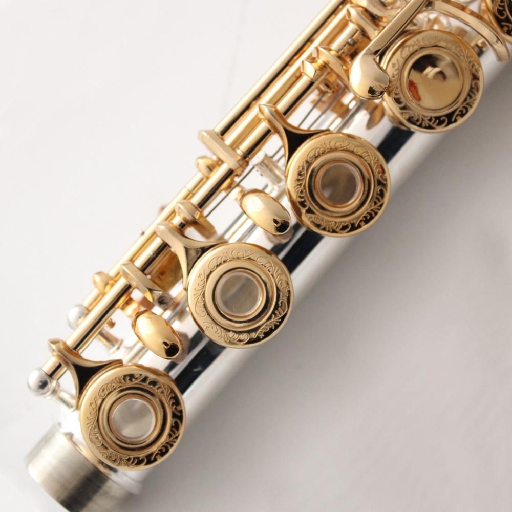 Flauta Traversa marca Daryl Anton