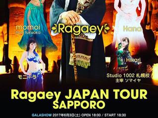 ラガーイ公演 札幌‼️‼️‼️