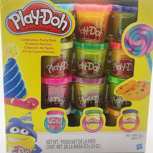 Set de 12 Play-Doh